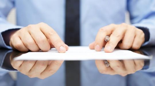 arbitration agreement reveiew